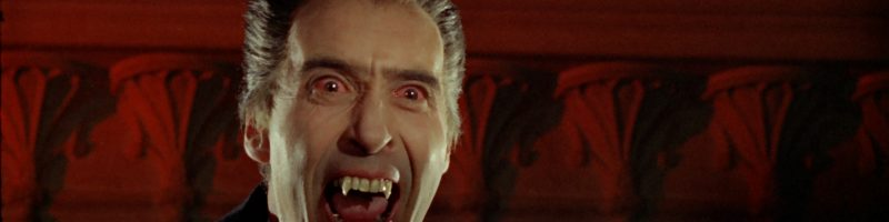 Dracula 1958, Cristopher Lee